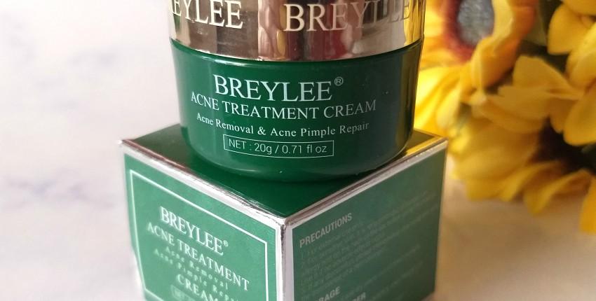 Крем для лечения акне от BREYLEE - отзыв покупателя