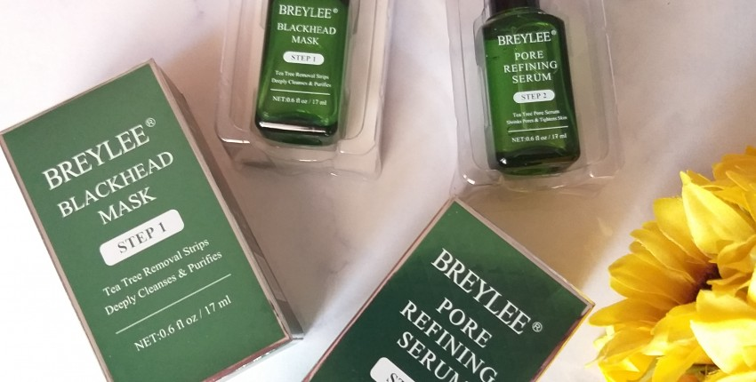 BREYLEE маска и сыворотка для ухода за кожей - отзыв покупателя