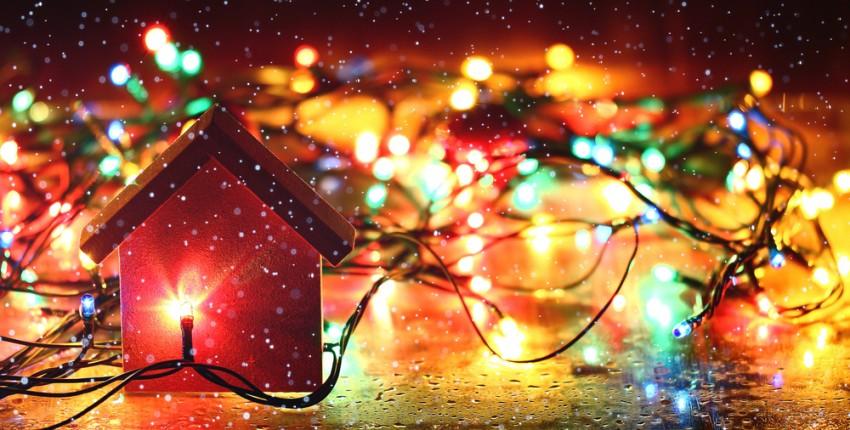 Новогодние гирлянды - отзыв покупателя