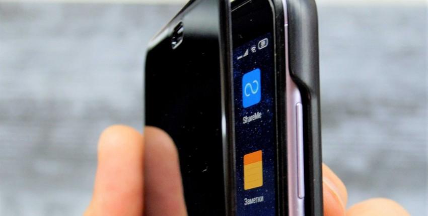 Умный флип-чехол для Xiaomi Redmi Note - отзыв покупателя