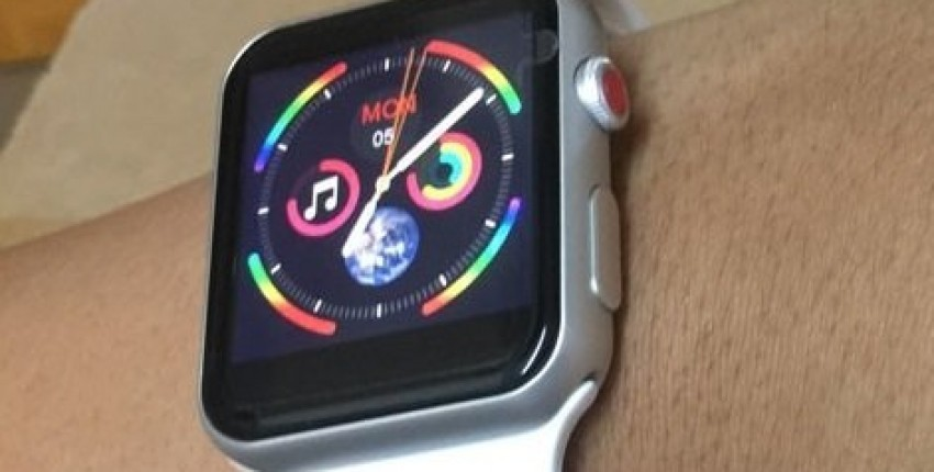 Smart watch series 4 Push la mejor copia de Apple Watch - opinión del cliente