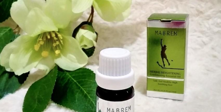 Aceite de masaje para aumentar el crecimiento