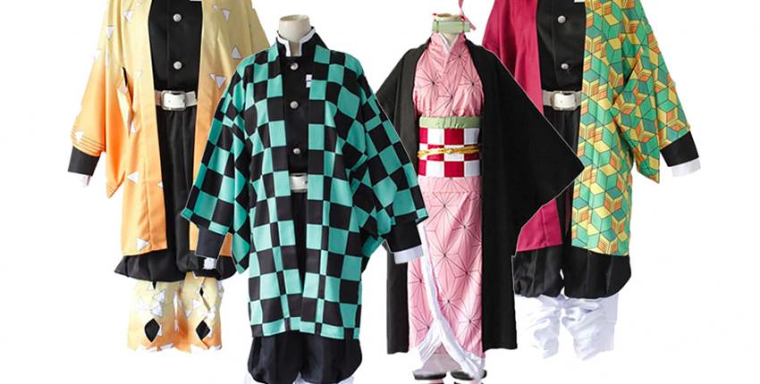 Аниме-костюмы с Алиэкспресс - отзыв покупателя