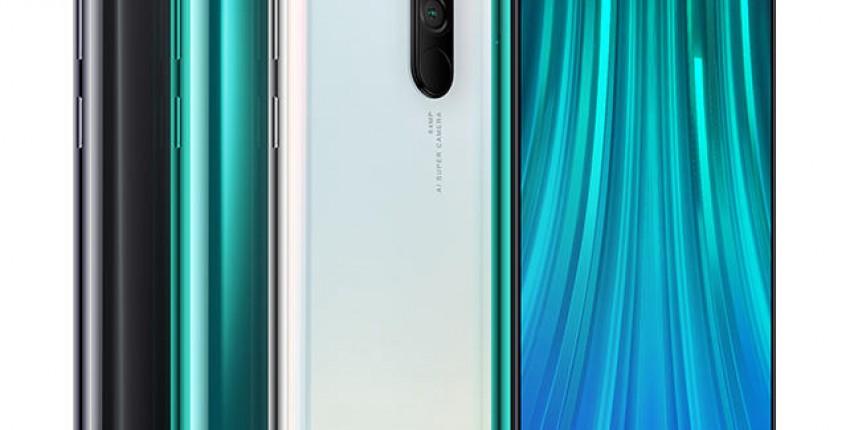 Смартфон Xiaomi Redmi Note 8 Pro с Алиэкспресс за 14300 рублей - отзыв покупателя