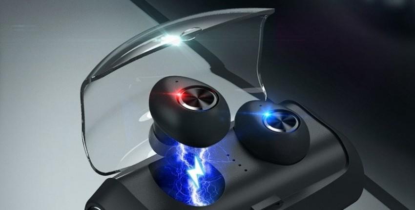 Auriculares inalámbricos Bluetooth V5.0 EDR