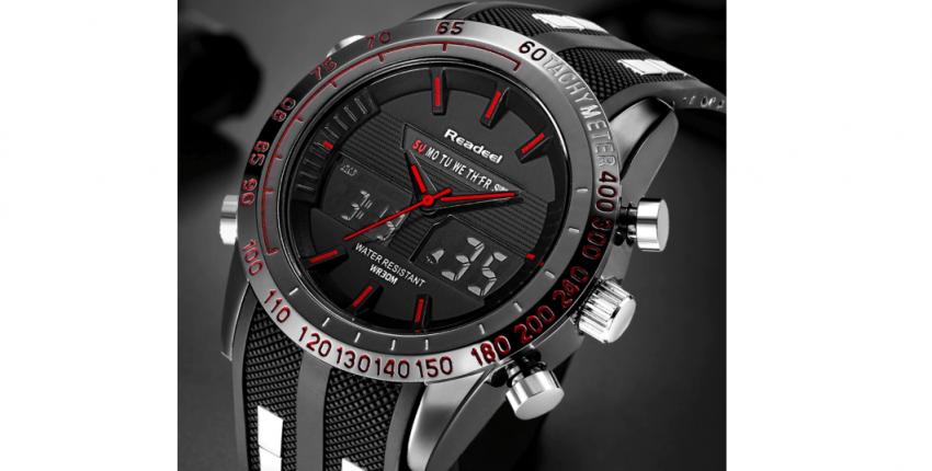 Relojes de marca Readeel - opinión del cliente