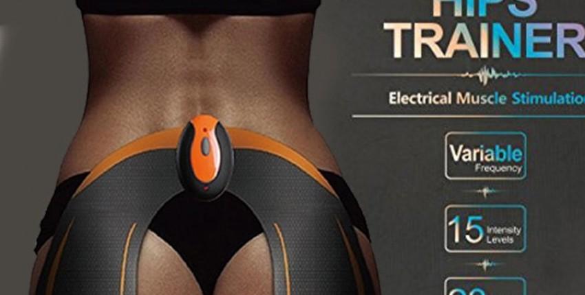 Estimulador muscular para tus nalgas!