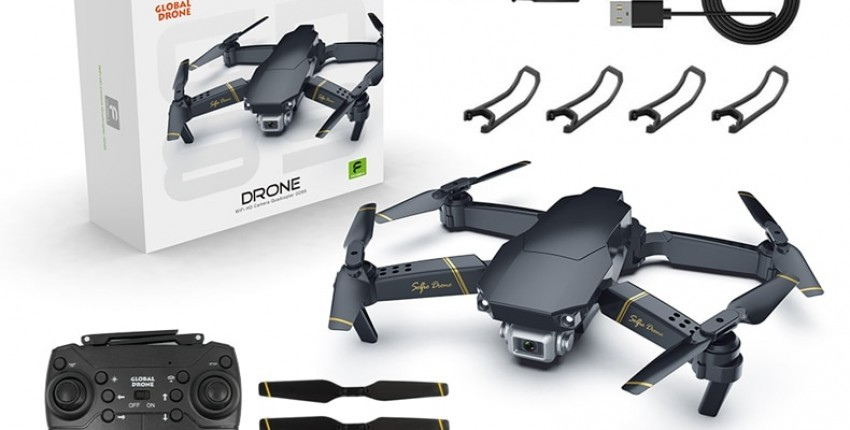 Dron EXA con cámara HD 1080p - opinión del cliente