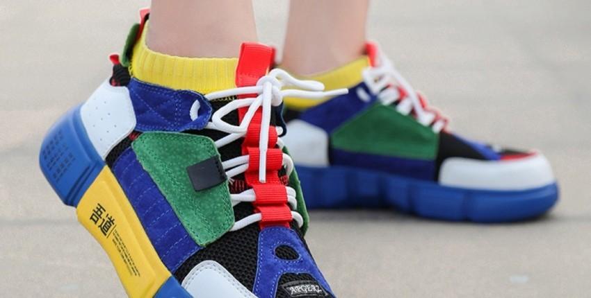 Zapatillas de deporte LI NING ESSENCE. Una revolución en el mundo de las zapatillas! - opinión del cliente