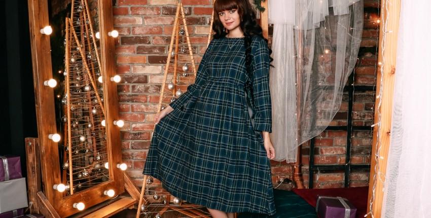 Женственное платье Alyaboomty - отзыв покупателя