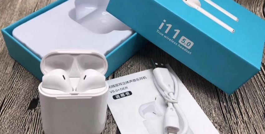 TWS i11 Fones de ouvido sem fio - comentários do cliente