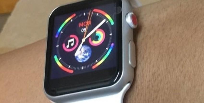 Smart watch serie 4 Push a melhor copia de Apple Watch - comentários do cliente
