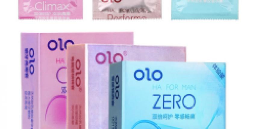 Презервативы OLO - отзыв покупателя
