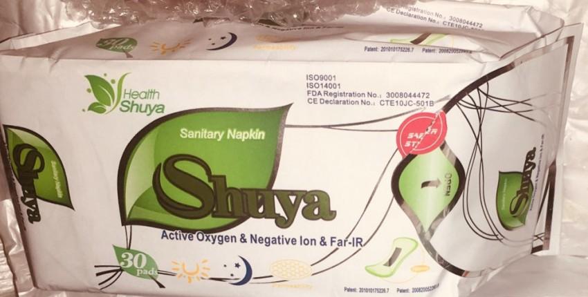 Shuya анионовые прокладки