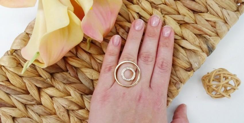 Шикарное кольцо - отзыв покупателя