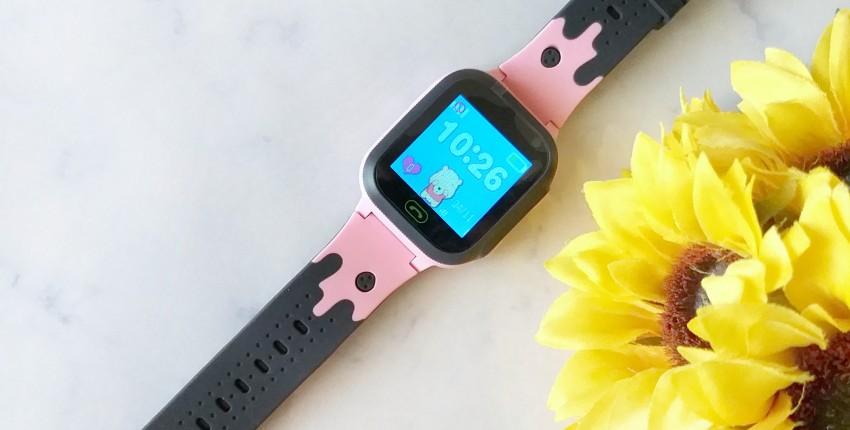 Смарт-часы для детей от E^Store. С камерой, сим-картой и SOS. - отзыв покупателя