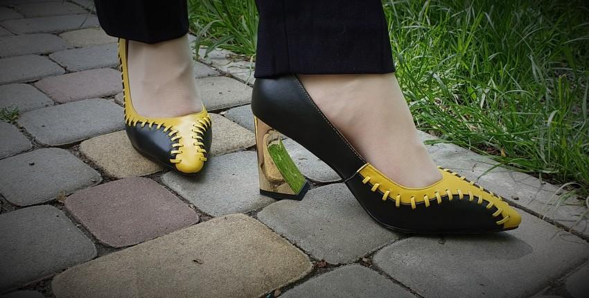 Интерестные туфли от ALLBITEFO - отзыв покупателя