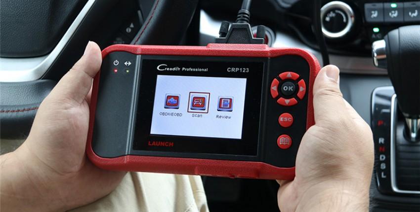 LAUNCH X431 CRP123 OBD2 автомобильный сканер - отзыв покупателя