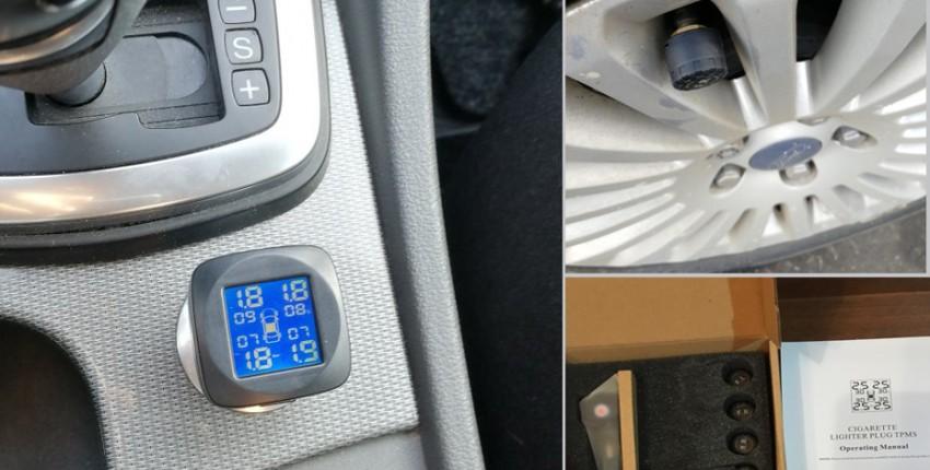 TPMS автомобильные датчики давления/температуры в шинах Visture
