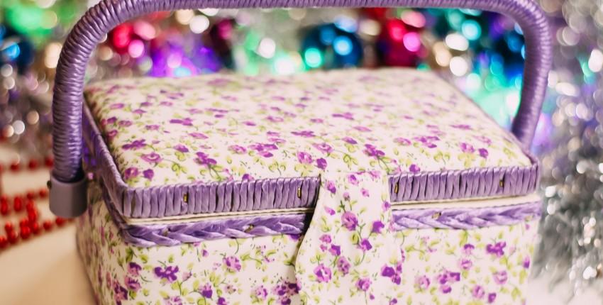 Шкатулка для швейных принадлежностей - отзыв покупателя