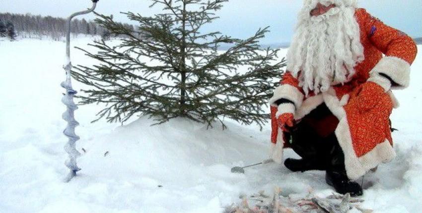 Что подарить на Новый год рыбаку ? - отзыв покупателя