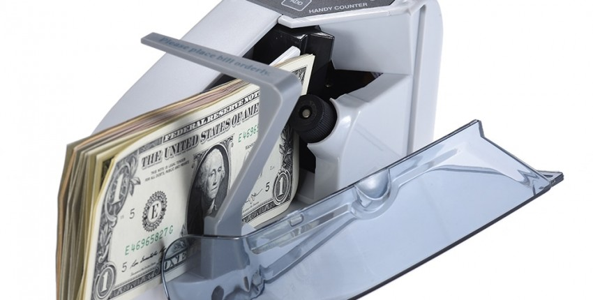 Купить счетную машинку для денег - отзыв покупателя