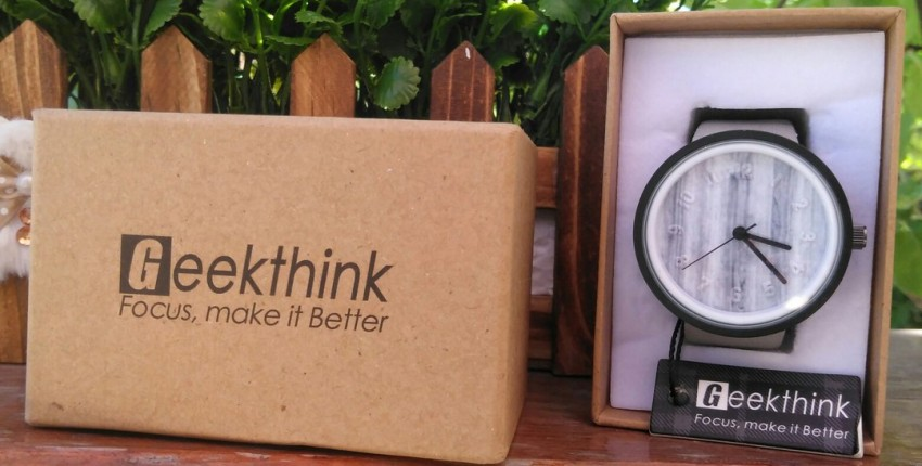 Женские кварцевые часы от бренда Geekthink. - отзыв покупателя