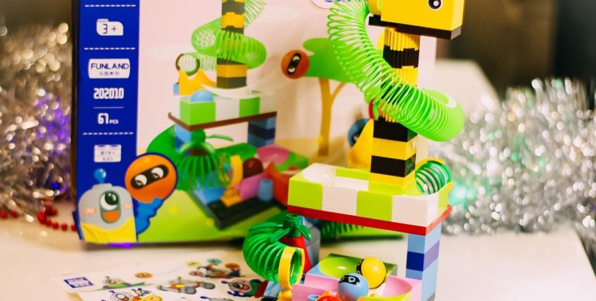 Лего - головоломка для детей GESLLE