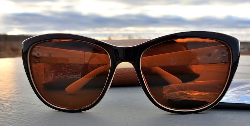 Солнечные очки для автоледи - отзыв покупателя