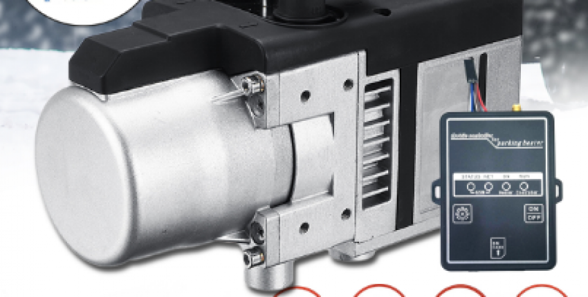 WEBASTO 12 В 5 кВт дизельный воздушный нагреватель - отзыв покупателя
