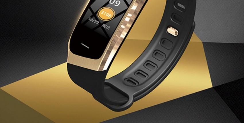 Jelly Comb Смарт часы для Android IOS кровяное давление монитор сердечного ритма спорт фитнес