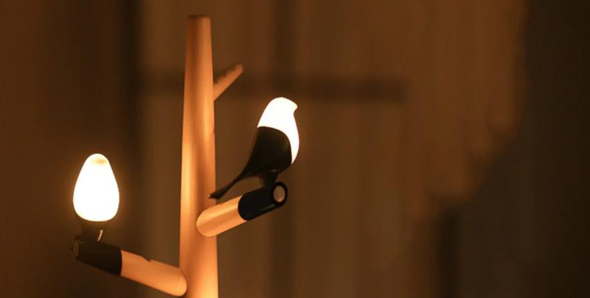 Подборка лучших ночников и настольных ламп с Алиэкспресс - отзыв покупателя