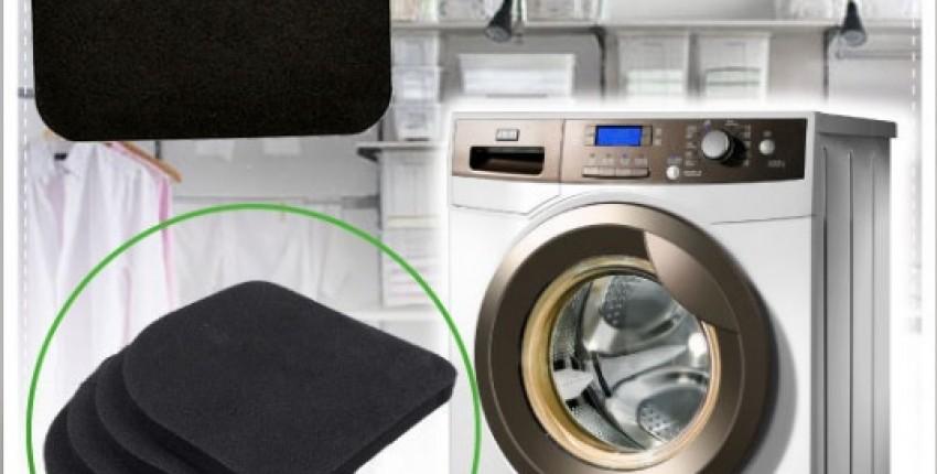 Антивибрационные подставки для стиральной машины - отзыв покупателя