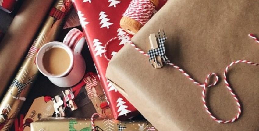 Список новогодних подарков для всех.