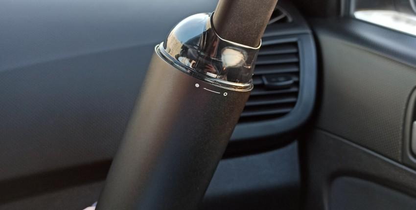 Беспроводной портативный пылесос для авто от Baseus - отзыв покупателя