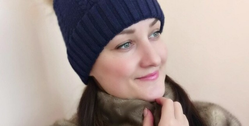 Теплая, стильная, универсальная шапочка от Wixra. - отзыв покупателя
