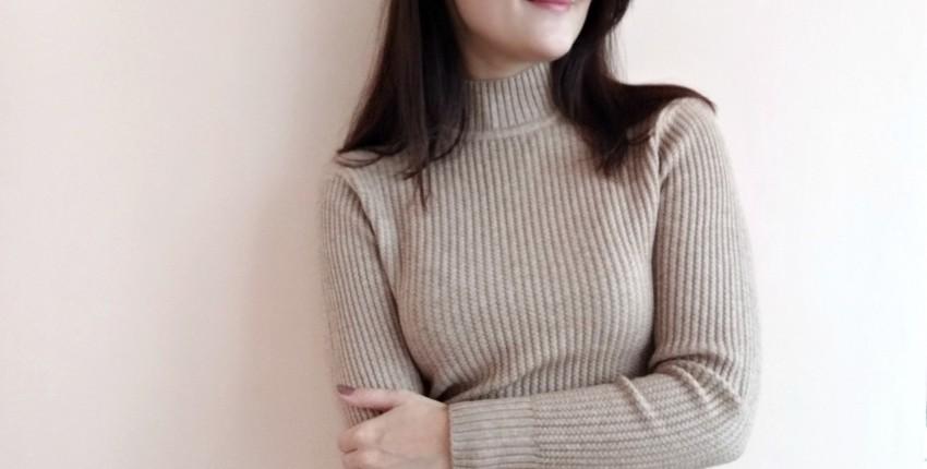 Замечательный тёплый свитерок от бренда AOEMQ - отзыв покупателя