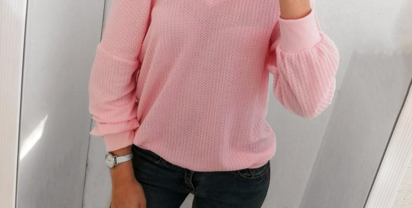 Пуловер который очень понравился - отзыв покупателя