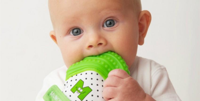 Перчатки для прорезывания зубов. - отзыв покупателя
