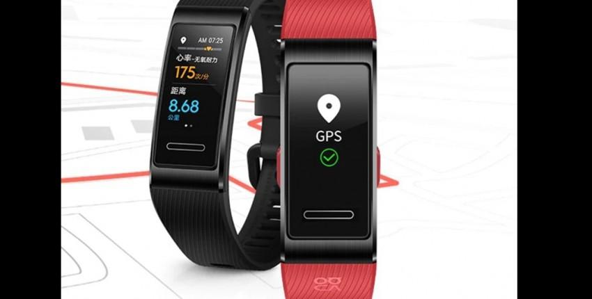 Новинка Huawei band 4 pro. Фитнес-браслет с GPS. - отзыв покупателя