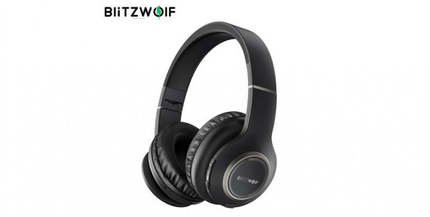 Обзор качественных и недорогих полноразмерных наушников BlitzWolf BW-HP0 - отзыв покупателя