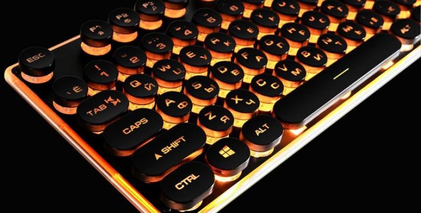 Крутая клавиатура - хороший подарок! - отзыв покупателя