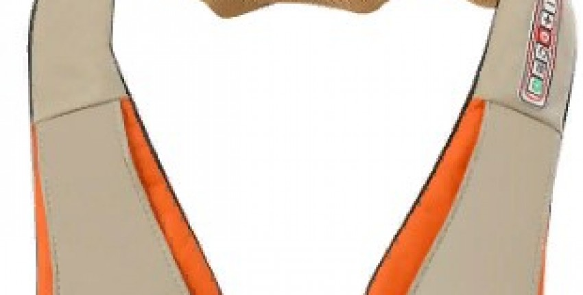 U-образный Электрический шиацу массажер для спины, плеч, тела, шеи. - отзыв покупателя