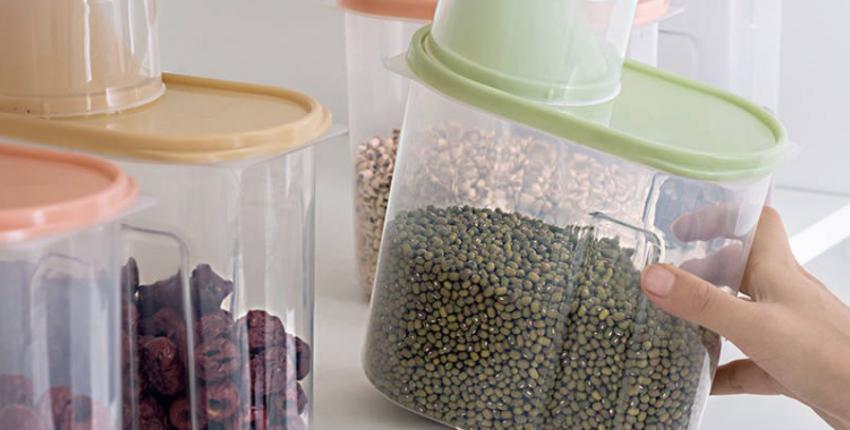Как хранить сыпучие продукты? Подборка лучших банок для круп и специй с Алиэкспресс - отзыв покупателя