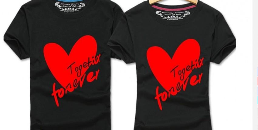 Парные футболки - отзыв покупателя