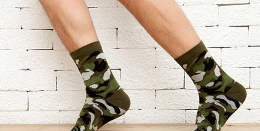 Мужские носки - отзыв покупателя
