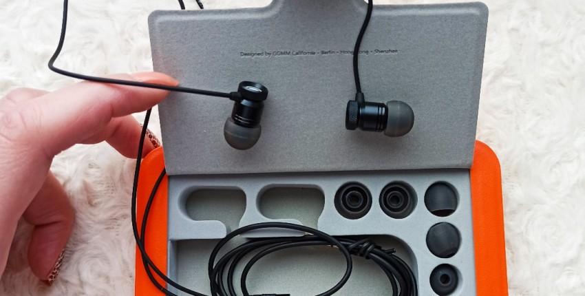 Проводные наушники-вкладыши от GGMM - отзыв покупателя