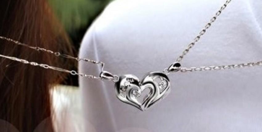 Парные ожерелья для влюбленных - отзыв покупателя