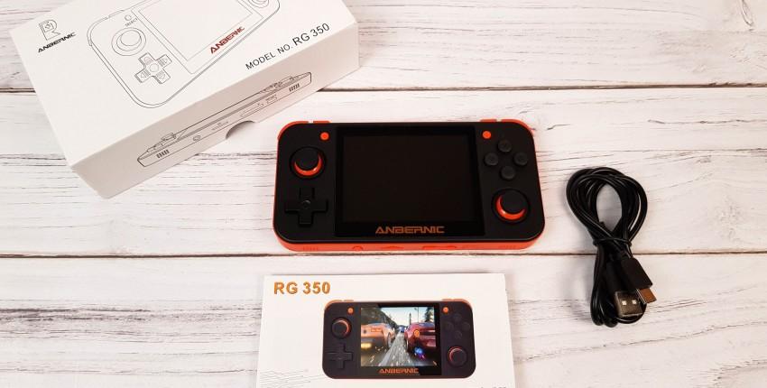 Портативная ретро-консоль Anbernic RG350: играем в Sony PS, Super Nintendo, Sega, Neo-Geo - отзыв покупателя