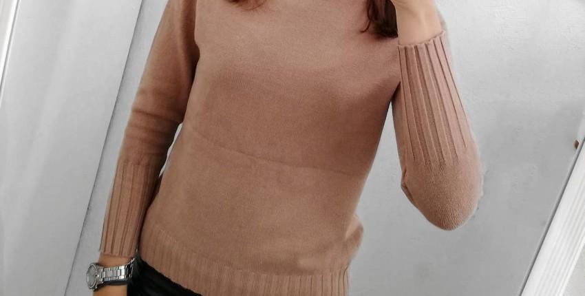Классный свитер от OBJET DART Store - отзыв покупателя